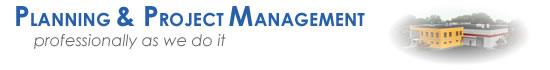 Planning & Project Management - projekt menedzsment, beruházás lebonyolítás